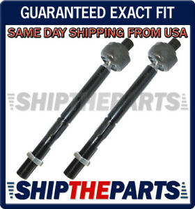 Ram ProMaster 1500 2500 3500 Inner Tie Rod Rods Rack End 68225831AA Set of 2