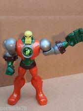 DC Universe Total Armor METALLO Loose