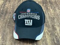 VTG New York Giants Super Bowl XLII Reebok NFL Football Hat - OSFA