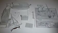 A40FSDV 1940 FORD SEDAN DELIVERY VAN CHASSIS Model Car Mountain 1/25