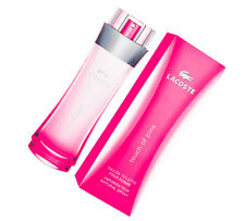LACOSTE TOUCH OF PINK EDT SPRAY 90 ML