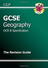 GCSE Geography OCR B Revision Guide (A*-G course),CGP Books