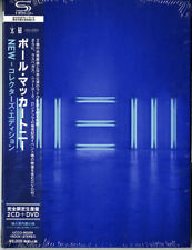 PAUL MCCARTNEY-NEW - COLLECTOR'S EDITION-JAPAN 2 SHM-CD+DVD Ltd/Ed O75