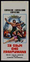 L121 Plakat Bruce Lee Karate' Kampfsport Kung Fu 3 Striche Die Frantumono