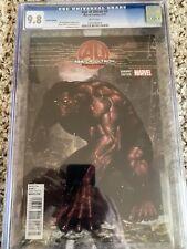 Age of Ultron 3 In-Hyuk Lee 1:50 Variant CGC 9.8 Red Hulk MCU Thunderbolt Ross