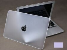 Matte Anti Scratch Crystal Case MacBook Pro13 keyboard Protector Dustplugs Set