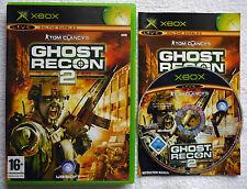 TOM CLANCY'S GHOST RECON 2 per Xbox-COMPLETO Microsoft