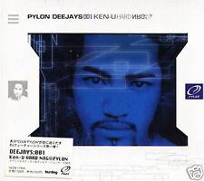 PYLON TRANCE MIX #003 mixed by DJ KEN-U - Japan CD NEW