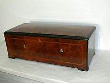 *Rare* Antique Music Box by Nicole Freres Geneve w/ Dove Strikers Circa 1875