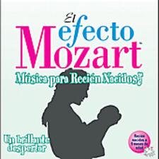 Efecto Mozart-Musica - Efecto Mozart: Musica Para Recien Nacidos / Various [New