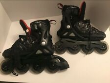 Spitfire Alu Roller Blades Adjustable Size 2-5 Pre-owned