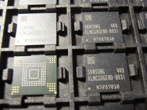 KLMCG8GEND-B031  64GB  eMMC CHIP memory   FBGA153  SAMSUNG