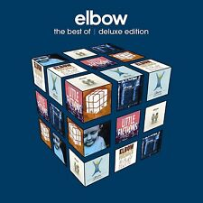 ELBOW THE BEST OF DELUXE 2 CD - Golden Slumbers