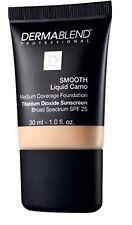 Dermablend Smooth Liquid Camo Foundation 1 oz - Sienna
