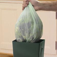 10L GARLAND BIODEGRADABLE COMPOST CADDY BAGS GARDEN GREENHOUSE BIN TIDY G115