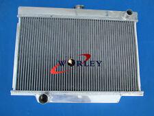 ALUMINUM ALLOY RADIATOR FOR HOLDEN EH/EJ PREMIER V8 SWAP MT 1962-1965 62 64 63