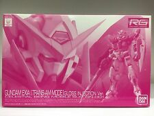 Premium Bandai RG 1/144 Gundam Exia Trans-Am Mode Gloss Injection Version GN-001