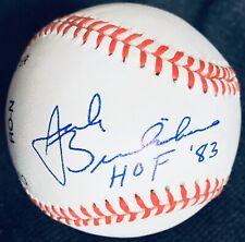 Jack Brickhouse (Dec98) HOF 1983 PSA/DNA Broadcaster Autographed Signed Baseball