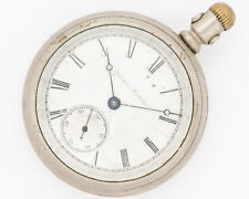 Nice Antique Hampden/Dueber Watch Co 18s 15j Pocket Watch for Restoration