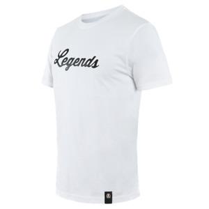 New Dainese Legends T-Shirt Men's S White/Black #201896850-601-S