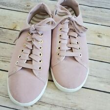 Vionic Brinley Rose Pink Lace Up Sneaker Womens Size 6