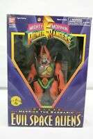 Mighty Morphin Power Rangers Evil Space Aliens Deluxe Merrick the Barbaric  TY