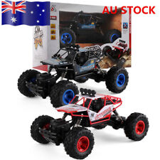 1/16 Scale Remote Control Rock Crawler 4WD  RC Off-Road Monster Truck Car AU