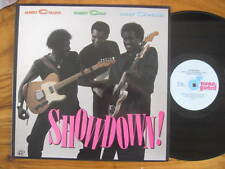 ALBERT COLLINS ROBERT CRAY JOHNNY COPLAND SHOWDOWN VINYL RECORD LP 12""