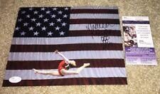 MADISON KOCIAN SIGNED 8X10 PHOTO USA GYMNASTICS 2016 RIO OLYMPICS GOLD JSA