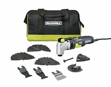 RK5142K Rockwell Universal Fit Sonicrafter F50 Oscillating Tool