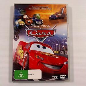 Cars (DVD 2006) Disney Region 4