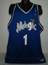 Nike Orlando Magic Tracy McGrady # 1 Sewn Basketball Jersey Men XX-Large