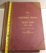 CONFEDERATE SOLDIER IN CIVIL WAR BATTLES CSA ARMY HISTORY SLAVERY SOLD @ $2,999