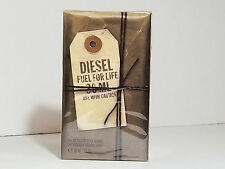 DIESEL Fuel for Life EDT for Men  30 ml / 1 oz - BNIB Sealed - Free shipping