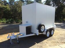 9 FT X 5 FT  mobile cool room Coolroom Portable coolroom trailer walk in