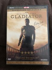 Gladiator Signature Selection Two Disc set Collector Edition - Dvd Russell Crowe