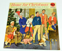 Home For Christmas A Joyous Evening of Yuletide Song RCA Vinyl LP Record Holiday