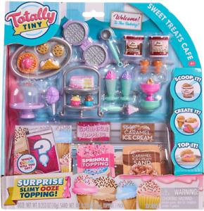 JP Totally Tiny Sweet Treats Café Pretend Play Kitchen Food Toys