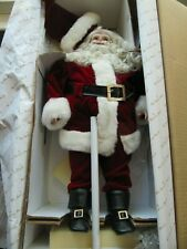 """Rare 1990's Danbury Mint """"Santa's Special Delivery"""" w/ Raggedy Ann & Andy Toys"""