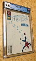 The Amazing Spider-Man #408 (Feb 1996, Marvel) CGC 9.6