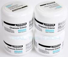 (4) Four Pack Assos Chamois Creme / Cream Cycling 140ml Tubs