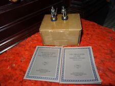 Franklin Mint batalla de Waterloo 2 X piezas de ajedrez-francés peones