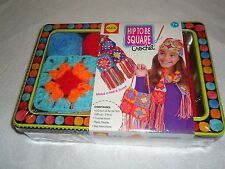 NEW ALEX HIP TO BE SQUARE CROCHET MAKE A HAT & SCARF