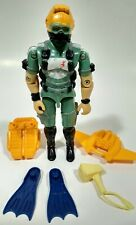 GI Joe 1986 - Wet Suit v1 - Near Complete - New O-Ring - Great Condition!