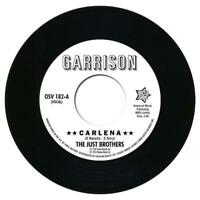 THE JUST BROTHERS Carlena / HONEY BEES. NEW NORTHERN SOUL 45 (OUTTA SIGHT) Vinyl