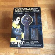 MIB Battle Angel Alita Gunnm Last Order Limited Box Edition Action Figure Used