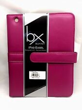 Buxton PINK Universal Tablet Case For iPad 1,2,3,4/ Samsung & Many More 9.7""