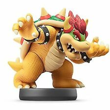 Amiibo Bowser Super Smash Bros. 3ds Wiil U Figure Nintendo Japan Toy JP