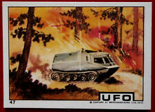 "UFO - Monty Gum (1970) - Card #47 - ""Mobile"""