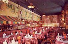 La Bourgogne Restaurant Francais, 44th St New York City